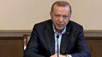 Cumhurbaşkanı Erdoğan: Terör devleti İsrail'in zulmüne eyvallah etmeyeceğiz