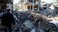 İşgalci İsrail Gazze'de su şebekelerini hedef aldı: 10 bin ev susuz kaldı