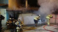İzmir'de bir genç babası uyurken evi ateşe verip kayıplara karıştı