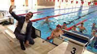 Gençlik ve Spor Bakanı Muharrem Kasapoğlu'ndan paralimpik sporculara bayram ziyareti