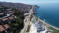 Kentin en büyük camisi tamamlandı: Adını kömürü bulan Uzun Mehmet'ten aldı