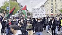 Avusturya Filistin'e destek gösterisini iptal etti