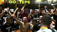 Futbolculardan Sergen Yalçın'a sürpriz: Basın toplantısını bastılar