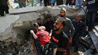 Terör devleti İsrail yine çocukları katletti