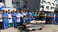 İşgalci İsrail'in abluka altındaki Gazze'deki saldırılarında 2 doktor öldü
