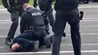 Alman polisinden skandal müdahale: Engelli Türk vatandaşını yere yatırıp copladılar