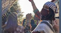 İşgalci İsrail Filistin'e destek veren ünlü model Bella Hadid'i hedefe koydu