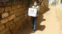 Yedi Başak İnsani Yardım Derneği'nden Filistin'e yardım çağrısı