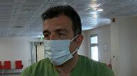 Türk Yoğun Bakım Derneği Başkanı Cinel: Ağır hasta sayısında azalma yüzde 22.5 düzeyinde