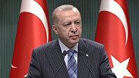 Cumhurbaşkanı Erdoğan müjdeleri peş peşe sıraladı: Esnafa 5 bin TL hibe desteği vereceğiz