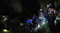 Manisa'da baraj havuzuna düşüp kaybolan çocuktan acı haber geldi: Cesedi bulundu