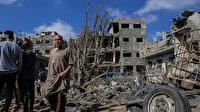 BM'den 'işgal' raporu: İsrail saldırıları nedeniyle 38 binden fazla Filistinli yerinden edildi