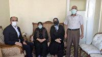 Konya Belediye Başkanı Altay şehit ve gazi ailelerini ziyaret etti