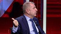 Ümit Özdağ'dan HDP'lilere bakanlık vadeden Millet İttifakı'na sert sözler: Bu PKK'ya teslimiyettir