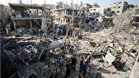 İşgalci İsrail'in saldırılarında şehit olanların sayısı 198'e yükseldi