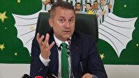 GZT Giresunspor Başkanı Karaahmet: Hakan Keleş ile yola devam edeceğiz