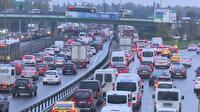 Tam kapanma bitti İstanbul trafiği eski haline döndü: Yoğunluk yüzde 70'i geçti
