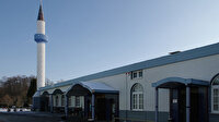 Almanya'da cami avlusunda bıçakla saldırı girişiminde bulunan kişi yakalandı