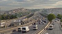 Kademeli normalleşmenin ikinci gününde İstanbul trafiğinde yoğunluk yaşanıyor