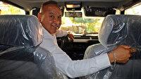 Otomobillerinin koltuk poşetlerini dahi çıkarmadı: 3 yıl önce aldı ne kullanıyor ne satıyor vasiyeti ise şaşırtıyor