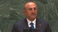 Bakan Çavuşoğlu: BM sorumluluklarını yerine getiremedi