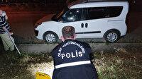Bursa'da pompalı dehşet: Ayağından vurup üç araca saçma yağdırdı