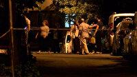 Bağcılar'da akraba aileler arasında silahlı çatışma