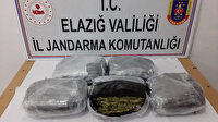 Ankara'da binlerce insanı zehirleyeceklerdi: Valiz dolusu uyuşturucu Elazığ'da yakalandı