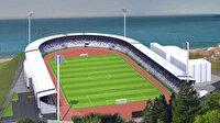 Sinop Şehir Stadı için tarih verildi