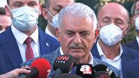 Binali Yıldırım'dan Sedat Peker'in iddialarına ilişkin açıklama: İftiradır tümüyle reddediyoruz