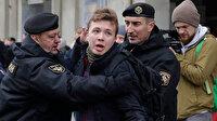 Avrupa'da film gibi olay: Belarus yönetimi sahte bomba ihbarı yaparak uçaktaki muhalif gazeteciyi gözaltına aldı