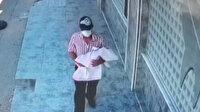 'Maviş' bebeği böyle terk etmiş: Polis bu şapkalı adamı arıyor