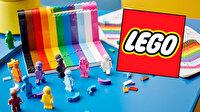 Gençlerden sonra şimdi sıra çocukların zihinlerini kirletmekte: Lego'dan çocuk oyuncaklarına LGBT tasarımı!