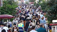 İstiklal Caddesi kısıtlamanın ardından yoğunluğun merkezi oldu