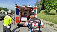 İstanbul'da 'çakarlı araç' denetimi: Emniyet şeridini gereksiz kullananlara ceza kesildi