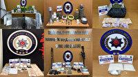 İzmir'de 3 haftada 4 milyon lira değerinde kaçak ürün ele geçirildi