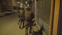 Keskin nişancı tüfeği ve kalaşnikof ele geçirilen TKP/ML operasyonunda 6 tutuklama