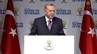 Cumhurbaşkanı Erdoğan 27 Mayıs darbesi öncesi İsmet İnönü'nün Meclis'teki konuşmasını aktardı: İhtilal olacak ve siz bundan kurtulamayacaksınız