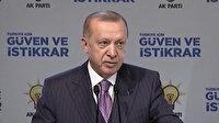Cumhurbaşkanı Erdoğan: Amacımız meclisteki tüm partilerin yeni ve sivil anayasa çalışmalarına yapıcı, etkin, samimi destek vermeleridir