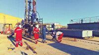 Petrol keşfedilen kuyularda günlük 6 bin 800 varil üretim