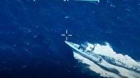 Milli Savunma Bakanlığı Silahlı İnsansız Deniz Aracı'nın ilk atışını başarıyla gerçekleştirdiğini duyurdu