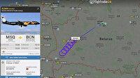Havada kriz: Fransa 'Belarus uçağına' geçit vermedi