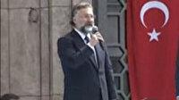 Altan Elmas Taksim Camii'nin açılışında konuştu: Allah sizden razı olsun