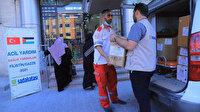 Türkiye'den Gazze'ye sağlık yardımı