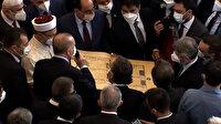 Cumhurbaşkanı Erdoğan'dan Taksim Camii açılışında anlamlı hediye