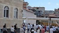 Manisa'da hayatını kaybeden Filistin ve Doğu Türkistanlılar için gıyabi cenaze namazı kılındı