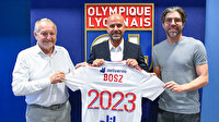 Olympique Lyon'un yeni teknik direktörü Peter Bosz oldu