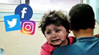 """Twitter ve Facebook'tan 'Filistin' itirafı: """"Yanlışlıkla oldu"""" deyip suçu 'algoritmaya' attılar"""