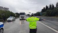 TEM Otoyolu'nda 24 araç birbirine girmişti: 8 saat sonra trafiğe açıldı
