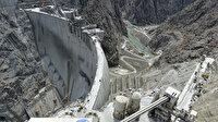 Yusufeli Barajı'nda son durum: Gövde inşaatı çalışmaları tamamlandı